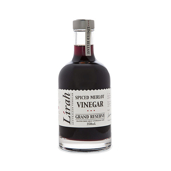 Lirah Grand Reserve Spiced Merlot Vinegar – Buy Online