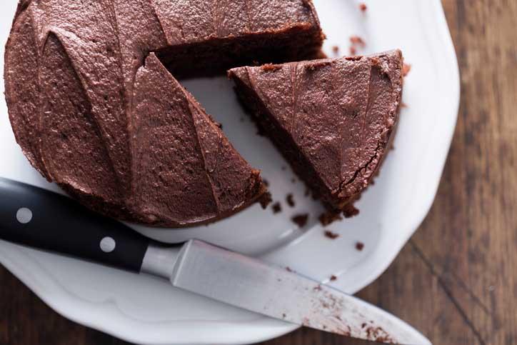 Easy Egg and Dairy Free Chocolate Cake – Recipe