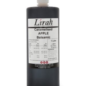 Vinegar for Chefs – Caramelised 1L Apple Balsamic