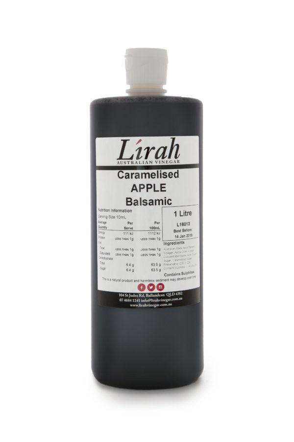 Vinegar for Chefs – Caramelised 1L Apple Balsamic