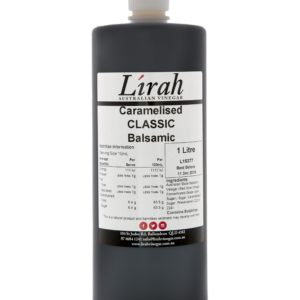 Vinegar for Chefs – Lirah 1L Caramelised Classic Balsamic