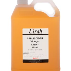 Vinegar for Chefs – Lirah Bulk Apple Cider Vinegar