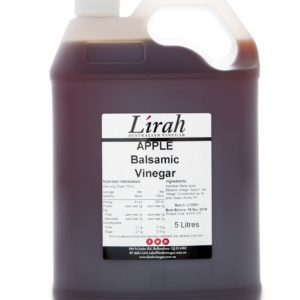 Vinegar for Chefs – Lirah Bulk Apple Balsamic