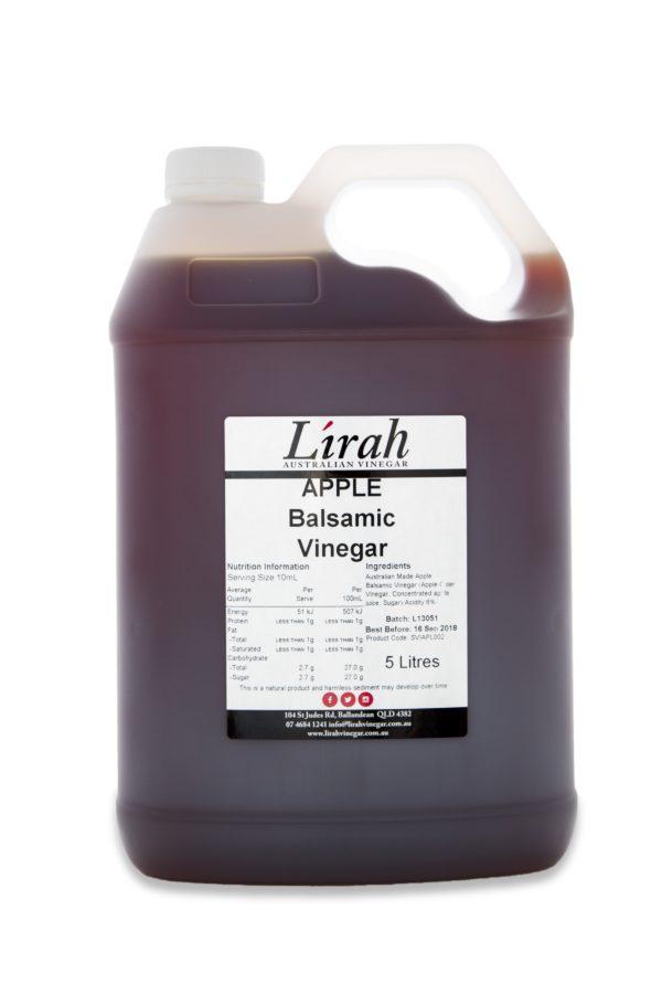 Vinegar for Chefs – Lirah Bulk Apple Balsamic