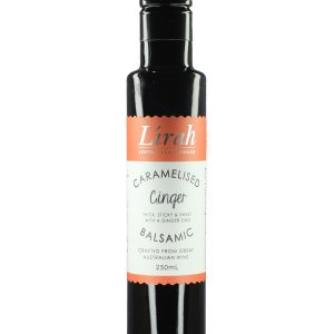 Caramelised Ginger Balsamic 250mL