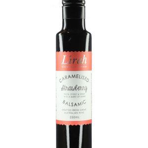 Caramelised Strawberry Balsamic 250mL