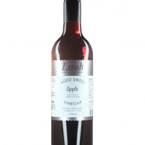 Aged Sweet Apple Vinegar (750mL)