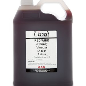 Red Wine Vinegar (5L)