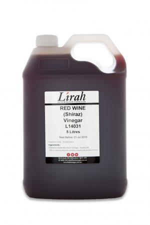 Red Wine Vinegar (5L)