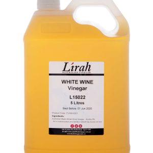 White Wine Vinegar (5L)