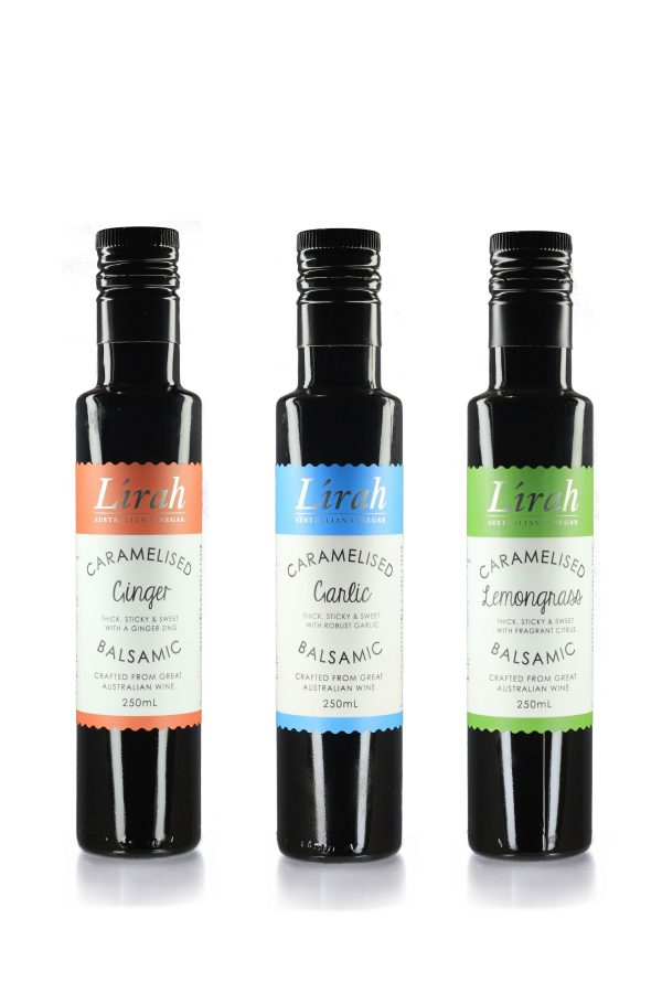 Tastes of Asia 3 Pack - Ginger, Garlic & Lemongrass FREE DELIVERY