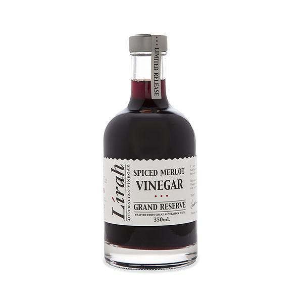 Grand Reserve Spiced Merlot Vinegar 350mL