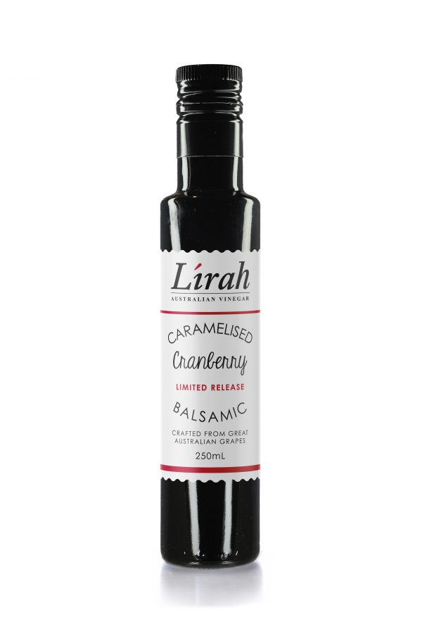 Caramelised Cranberry Balsamic 250mL - Limited Release